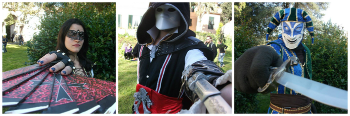 Assassin's Creed Brotherhood by AfroditeMay