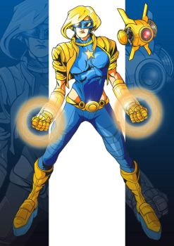 Booster Gold by Iantoy