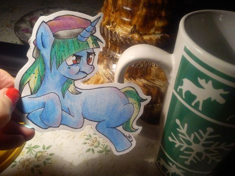 AT: Herbal Tea by BordoRacoon