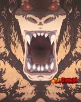 GREAT APE by theCHAMBA