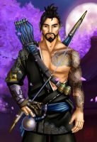 Master of the Shimada Clan by HavocGirl
