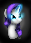 Rarity headshot by 11newells