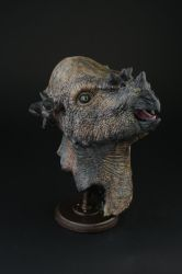 Pachycephalosaurus by ColtRegier