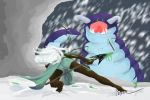 Winter Warrior by Kendra-candraw