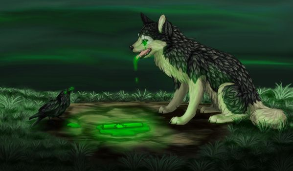 Radioactive by xFalyn