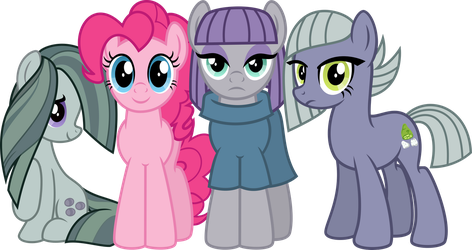 The Sisters of Pie family by Osipush
