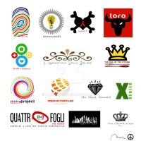 :: my last logos by moiraworx