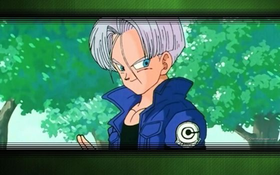 Future Trunks Wallpaper by CatCamellia