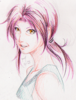 Revy by redgreave