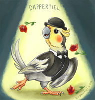 Dappertiel by Kosmotiel