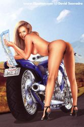 Pin up on wheels by flipation