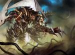Soul Of New Phyrexia by daarken