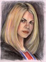 Rose Tyler by Lonejax