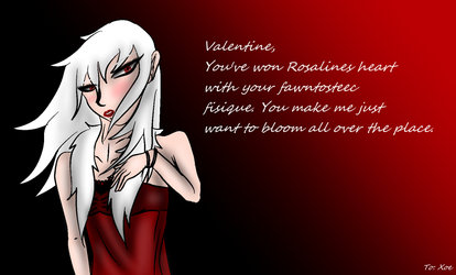 Happy Valentine's Day Xoe! by PrinceNeoShnieder