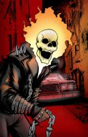 Ghost Rider by JarOfComics