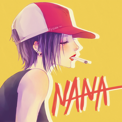 [Coloring] NANA by Ey-Saa