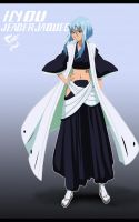 Hyou Jeagerjaques Bleach OC -profile- by FlyingDragon04