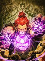 Akuma Origins by NgBoy