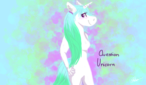 QuestionUnicorn by KatCAtx by QuestionUnicorn