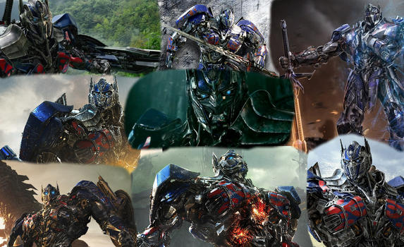 Optimus Prime. The noble. by ShadowyDarkStar