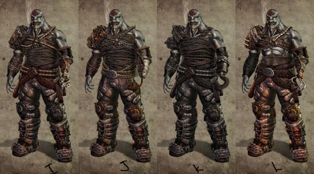 Concept variations of my Locust 'Siffter and quot by Skardart