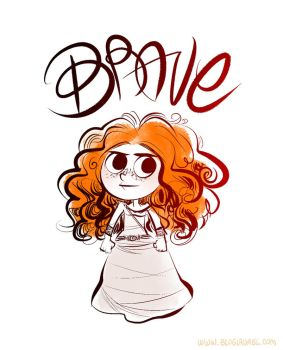 Merida. by bloglaurel