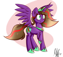 .:Art Challange:. Princess Chubby by MorrodertheFreakyGuy