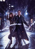 Torchwood - Issue Two by willbrooks