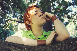 Cosplay: Waiting for tinkerbell by Abletodoall