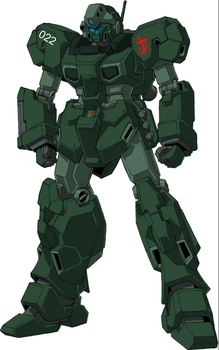 RGM-96X-666 Doom Jesta by Phil-Mc