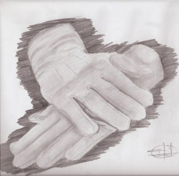 Glove sketch by cupid519
