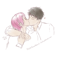 SousukexRin Scribble by PirateHeartbeat