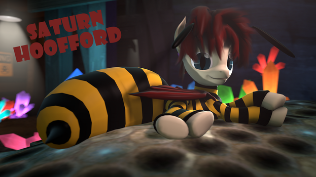 Saturn Hoofford [SFM only for now][DL] by Xenon2462