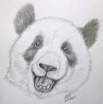 Happy Panda by mariapalitos68