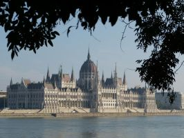 Hungarian Parliament Building XIII by setanta5