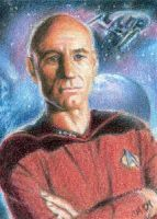 Captain Jean Luc Picard - ATC by Carol-Moore