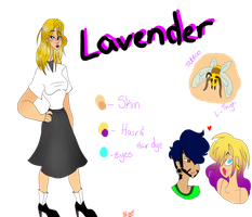 Lavender ref by Illiterate-Swine