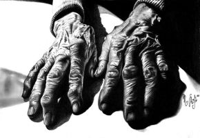 hands of life by masirimona