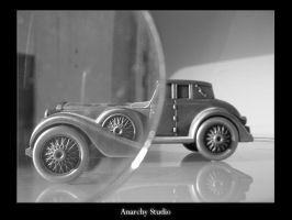 Magnified  - Car - by setis