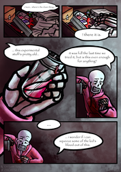 .: SwapOut : UT Comic [1-22] :. by ZKCats