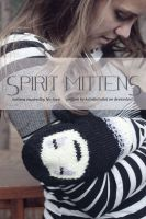 No-Face Mittens Pattern by kateknitsalot