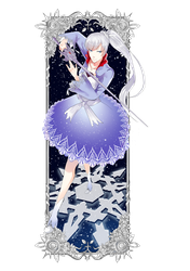 Weiss by Astrovique