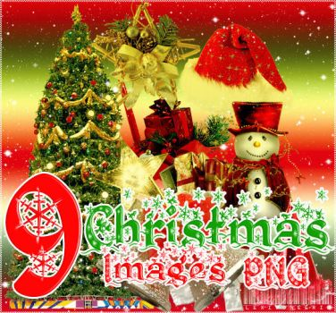 Christmas PNG Images Compilation by LexiVonEerie