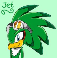 Jet the Hawk by anthey925
