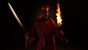 TFOD - Ommadon, The Red Wizzard 5 by paulrich