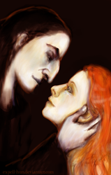 Let Me Leave a Sign by Severus-x-Lily