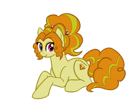 Adagio as a pony by catlover1672