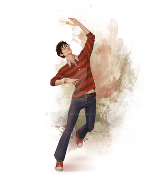 James Potter by tbdoll