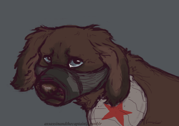 Bucky Pup by Deesney