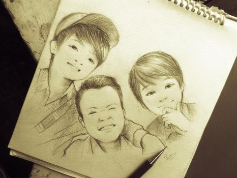 little anime style -_- by Shinvn